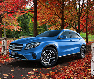 buy one, win one, Mercedes-Benz Berwick, GLA, draw, Melbourne