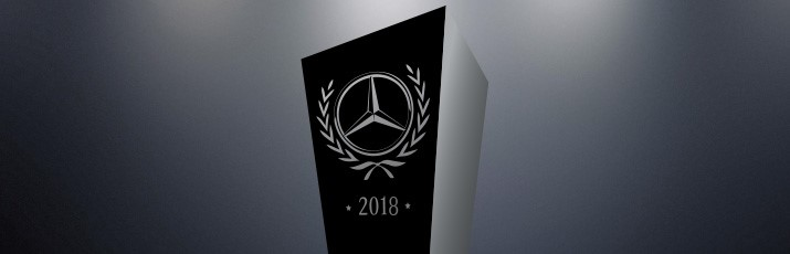 2018 Mercedes-Benz Metropolitan Retailer of the Year