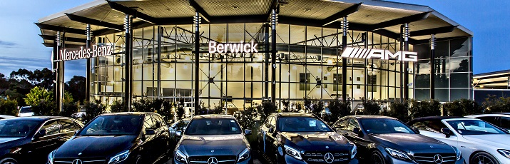 Company Information About Us Mercedes-Benz Berwick