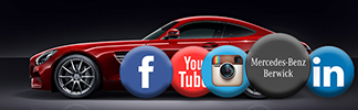 Mercedes-Benz Berwick has social covered across facebook instagram youtube linkedin and website at www.mbberwick.com.au