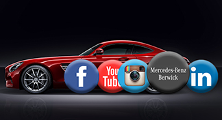 Connect with us Mercedes-Benz Berwick Melbourne
